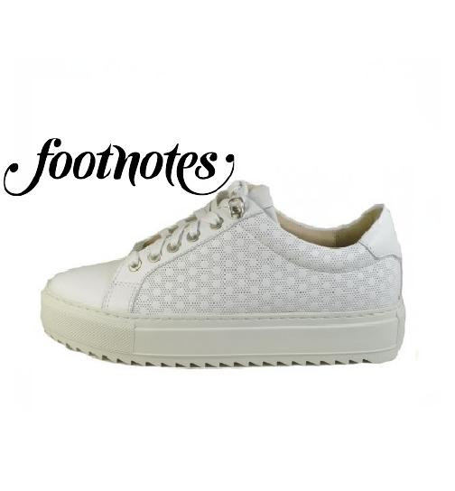 Footnotes schoenen